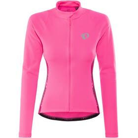 PEARL iZUMi Select Pursuit - Maillot manga larga Mujer - rosa